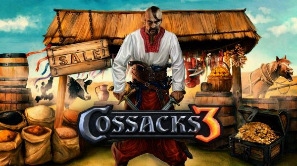 Компьютерная стратегия Cossacks 3