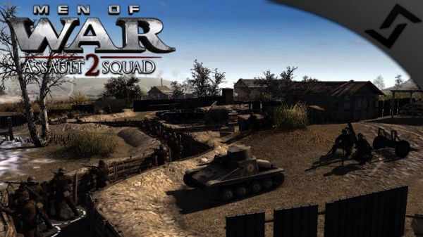 Компьютерная стратегия Men of War Assault Squad 2