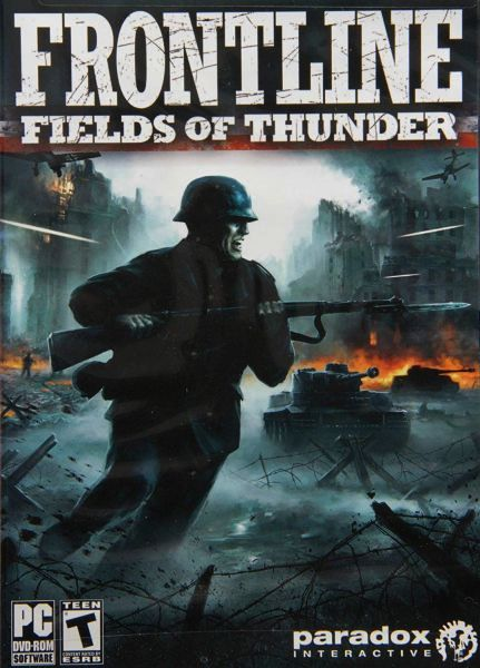 Компьютерная стратегия Frontline Fields of Thunder