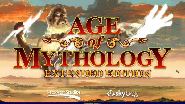 Стратегия Age of Mythology Extended Edition