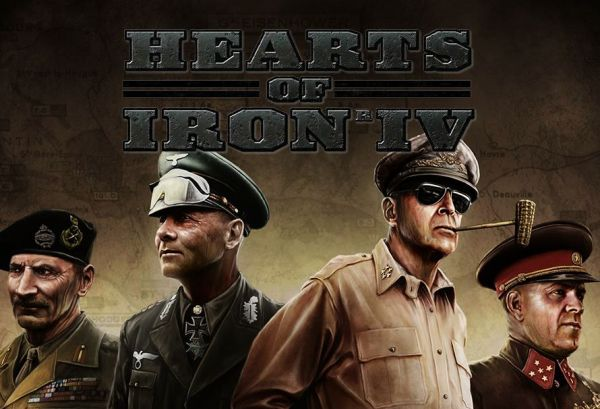 Компьютерная стратегия Hearts of Iron IV