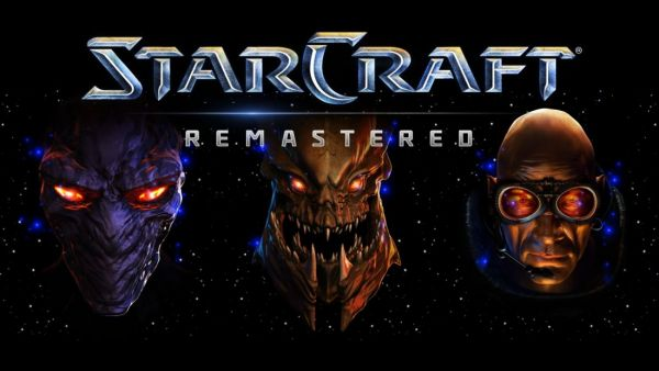 Стратегия StarCraft Remastered