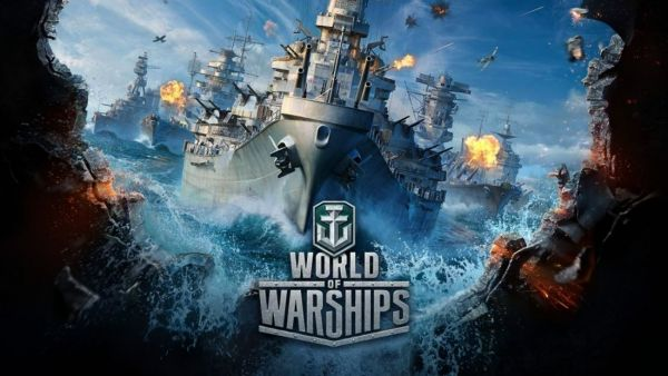 Компьютерная игра World of Warships