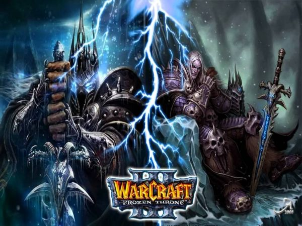 Стратегия Warcraft 3 Frozen Throne